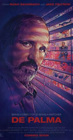 Directed by Noah Baumbach, Jake Paltrow.  With Brian De Palma. A documentary about writer and director Brian De Palma.