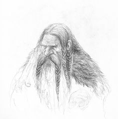 Dwarf Sketch by TurnerMohan on DeviantArt