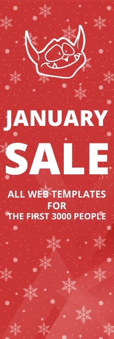 The Faster You Act, the Bigger Discount You Get - For All Website Templates http://www.templatemonster.com/?utm_source=pinterest&utm_medium=ads&utm_campaign=jansale