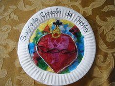 Familia Católica: Ideas para Celebrar al Sagrado Corazón de Jesús