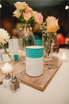 DIY wedding projects are a great way to cut down on your wedding expenses. With the right DIY wedding projects you can still realize your wedding dreams even if your wedding budget doesn't quite match your wedding dreams. Today we … Continuereading→