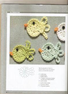 free crochet pattern - Crochet sólo con paso a paso o video