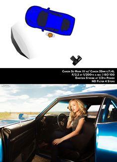 LightingDiagram Sutton3 Photoshoot Breakdown   Behind The Scenes Into Camaro Photoshoot