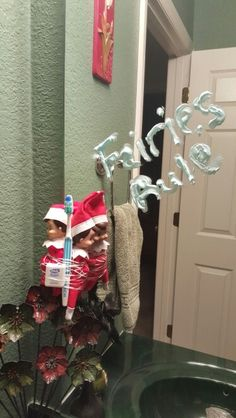 Elf on the Shelf meets the Tooth Fairy