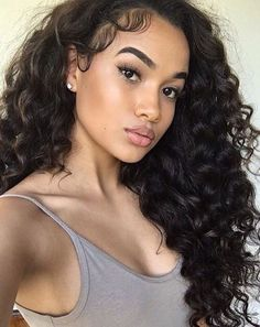 Beautiful black women hairstyle
