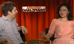 """Michael Cera and Alia Shawkat discuss sex and awkward love in """"Arrested Develo. - Michael Cera and Alia Shawkat discuss sex and awkward love in """"Arrested Development"""" season 4 - Michael Angarano, Michael Cera, Alia Shawkat, Randal, Nicholas Hoult, Hair Removal Cream, Tyler Posey, Daniel Radcliffe, Famous Last Words"""