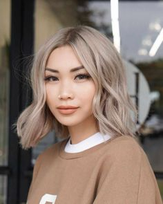 New Modern Pixie And Bob Short Haircuts For 2019 - Styles Art Source by - Cabello Rubio Pixie Hairstyles, Medium Hairstyles For Girls, Modern Hairstyles, Medium Hair Styles, Short Hair Styles, Blonde Hairstyles, Hairstyles Haircuts, Blonde Asian Hair, Hair Color Asian