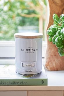Coming Soon | Rivièra Maison Store & Co Storage Jar M