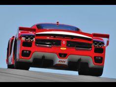 2008 Ferrari FXX Racing – Laguna Seca