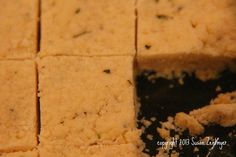 Love in the Kitchen: Savory Rosemary and Thyme Shortbread