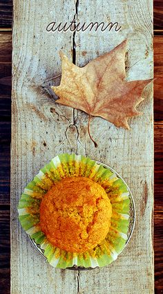 muffins de calabaza y almendra {otoño} pumpkin and almonds' muffins {autumn}