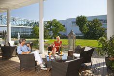 Terrasse Superior Hotel, Hotel Spa, Most Beautiful, Patio, Luxury, Outdoor Decor, Modern, Life, Home Decor