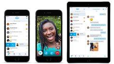 Une année après la mise à jour importante de Skype pour iPhone, iPad et également pour Android 5.0, Microsoft fait évoluer l'ergonomie de son application de communication.Skype évolue encore pour iPhone et iPad et arrive aujourd'hui en version 6.0 pour iOS. À l'occasion de cette mise à jour, Microsoft a visiblement souhaité rendre son indépendance ergonomique et stylistique à son application de messagerie pour iOS et Android par rapport au look et au design de son application Windows Phone…