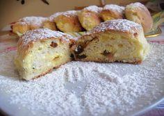 Túrós bukta | Kittus receptje - Cookpad receptek Kefir, French Toast, Bread, Breakfast, Food, Morning Coffee, Brot, Essen, Baking