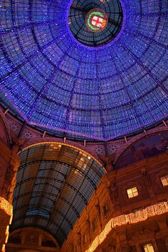 Milan, Italy  http://www.travelandtransitions.com/destinations/destination-advice/europe/