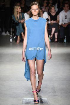 Au Jour Le Jour Spring/Summer 2018 Ready To Wear | British Vogue