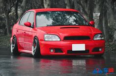 From Japan, With Fitment // Subaru Legacy Blitzen. Subaru Legacy Gt, Bike Engine, Lowered Trucks, Subaru Cars, Porsche Design, Japanese Cars, Amazing Cars, Awesome, Car Manufacturers