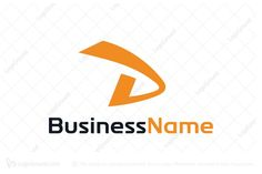 Logo for sale: Dynamic Letter D Logo. Unique and dynamic letter D Logo for business related to movement such as vehicles sale and rental, courier and trucking / fleet. Alphabet D automotive sports athletic sporty agile auto moving logo logos ddd