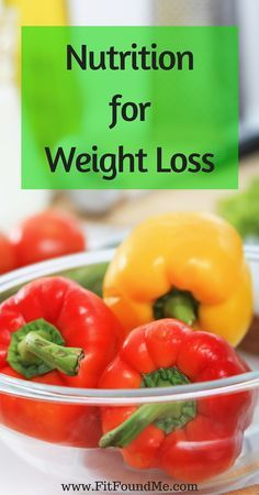 How committed are you to losing weight? Nutrition for weight loss is vital to weight loss success.