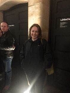 Taking the Jack the Ripper tour in London's East end