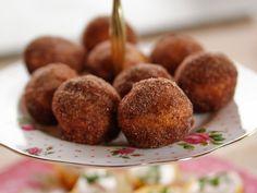Mini Doughnut Muffins recipe from Ree Drummond via Food Network