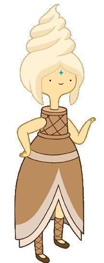 Frozen Yogurt Princess - The Adventure Time Wiki. Mathematical!