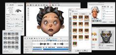 Gratuit aujourd'hui la scène de CrazyTalk Animator studio 3D stratifié en 2D avec #Giveawayoftheday