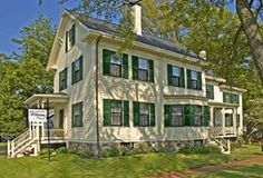 Mary Baker Eddy House | Longyear Museum