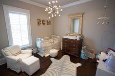 Project Nursery - Baby Blue Boy Nursery