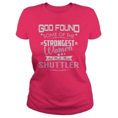 God Found Some of the Strongest Women And Made Them Shuttler Job Shirts #gift #ideas #Popular #Everything #Videos #Shop #Animals #pets #Architecture #Art #Cars #motorcycles #Celebrities #DIY #crafts #Design #Education #Entertainment #Food #drink #Gardening #Geek #Hair #beauty #Health #fitness #History #Holidays #events #Home decor #Humor #Illustrations #posters #Kids #parenting #Men #Outdoors #Photography #Products #Quotes #Science #nature #Sports #Tattoos #Technology #Travel #Weddings…