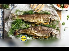 Lidl, Salmon, Seafood, Turkey, Recipes, Table, Youtube, Crickets, Sea Food