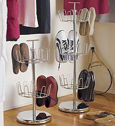 Organizar zapatos!