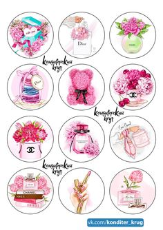 Happy Girls Day, Frozen Cupcake Toppers, Mode Poster, Cake Logo, Free Stencils, Bottle Cap Images, Cute Patterns Wallpaper, Birthday Cake Decorating, Fashion Wall Art