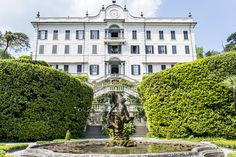 Beautiful Villa on glamorous Lake Como. Lake Como Villas, Lake Como Wedding, Beautiful Villas, Wedding Planner, Romantic, Wedding Planer, Romantic Things, Wedding Planners, Romance