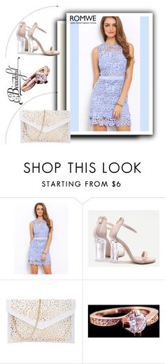 """""""ROMWE 19"""" by melissa995 ❤ liked on Polyvore"""