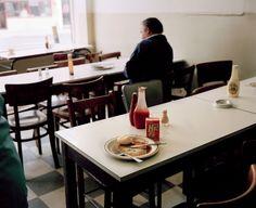 martin parr(1952- ), gb. england. london. archway. a workers cafe. 1990. http://www.magnumphotos.com/C.aspx?VP3=SearchResult&VBID=2K1HZOQDIV7J83&PN=501#/SearchResult&VBID=2K1HZOQDIV7J83&PN=501&POPUPIID=29YL53FSKZP3&POPUPPN=24001
