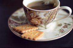 tea + biscuits