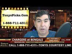 San Diego Chargers vs. Cincinnati Bengals Pick Prediction NFL Pro Footba...