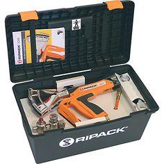 Pistolet de rétraction Ripack® et ses accessoires