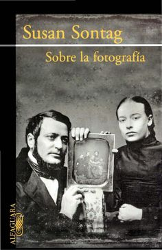 Sobre la fotografía - Susan Sontag  Libro de fotografía