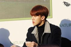 150131 Nature Republic Fansign - Sehun cr.그린나래