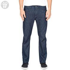 Volcom Men's Riser Jean, Black Top, 28X30 (*Amazon Partner-Link)