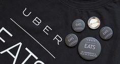 camiseta Uber Eats