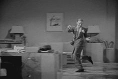 Discover & share this Fred Astaire GIF with everyone you know. GIPHY is how you search, share, discover, and create GIFs. Classic Hollywood, Old Hollywood, Deal With It Gif, Putting On The Ritz, Dance Movies, Fred And Ginger, Movie Gifs, Presentation Skills, Fred Astaire