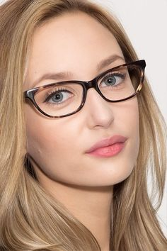 4312f834a3 Maya Tortoise Acetate Eyeglasses from EyeBuyDirect. Discover exceptional  style