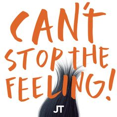 """Justin Timberlake - CAN'T STOP THE FEELING! (Original Song From Dreamworks Animation's """"Trolls"""")"""