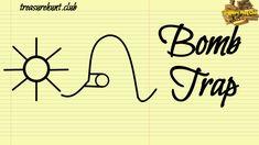 Bobby Traps Yamashita Treasure Signs – Part 1 Dot Symbol, Like Symbol, Map Symbols, Symbols And Meanings, Japanese Symbol, Japanese Words, Bobby, Treasure Maps, Treasure Hunting
