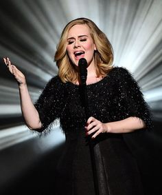 Adele Impersonator Audition Video BBC | What happens when Adele tries out as an Adele impersonator? #refinery29 http://www.refinery29.com/2015/11/98109/adele-impersonates-adele