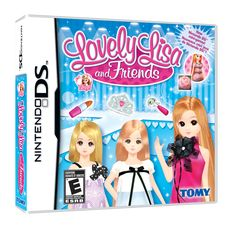 ds games for girls | Giveaway: Lovely Lisa and Friends for Nintendo DS or DSi – CLOSED