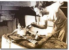 George E.S.M. Herbert, el descubridor de Tutankamon